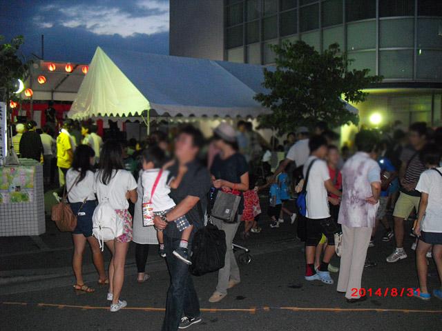 2014年 夏祭り6